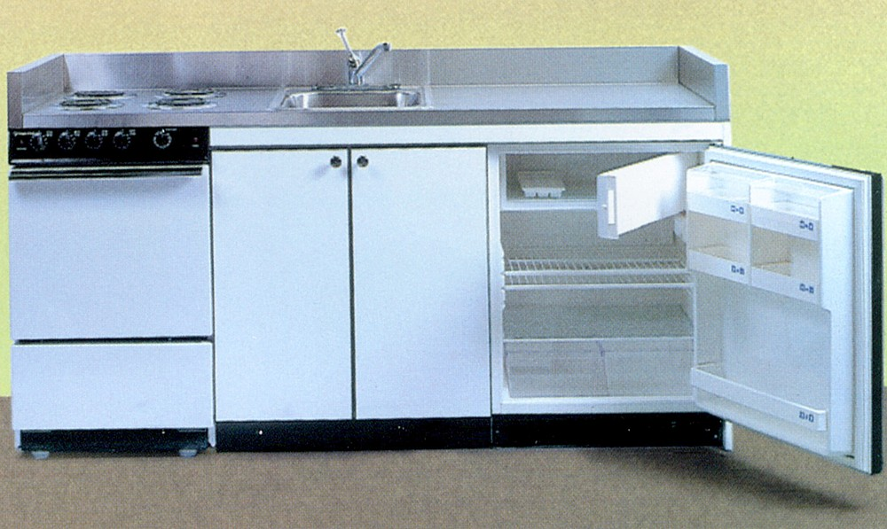 Compact Kitchen Units : ROE9Y-48 featuring the new oven door with WINDOW by Amana.
